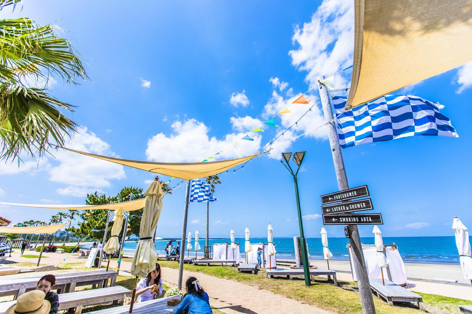 南國度假勝地 青島BEACH PARK(海濱公園)