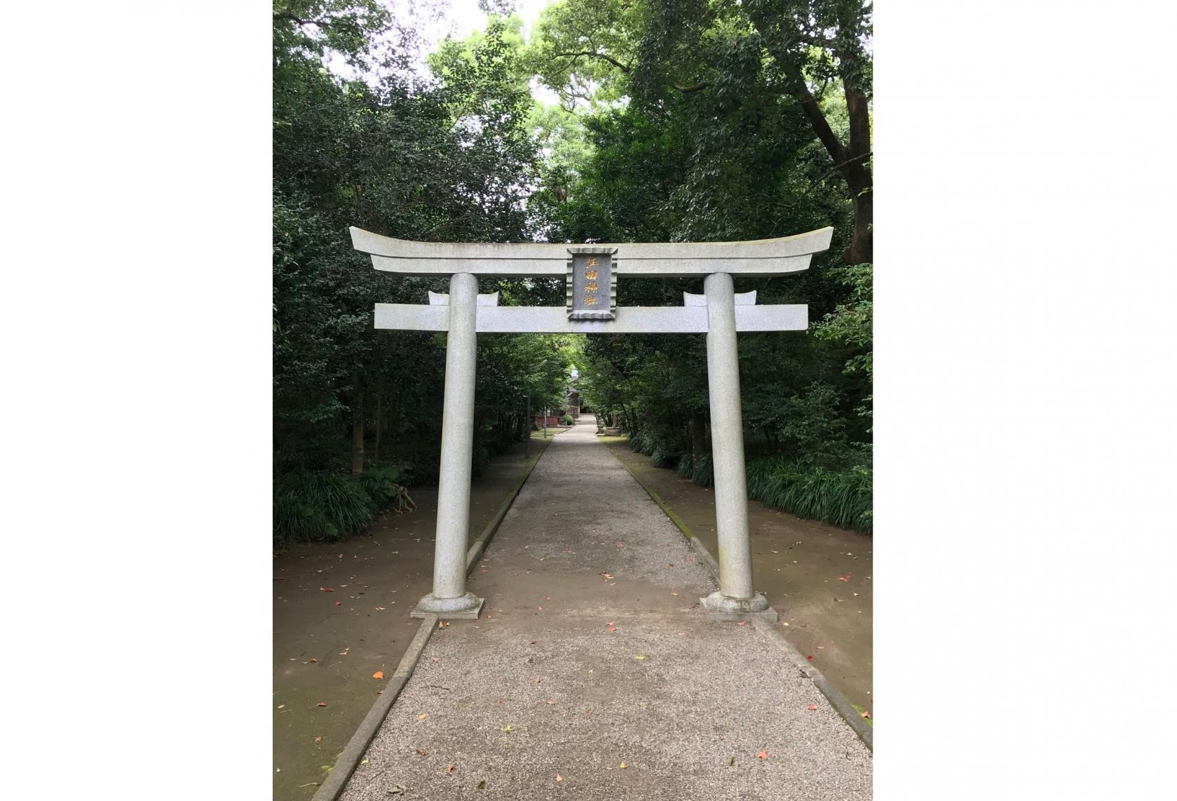 江田神社-1