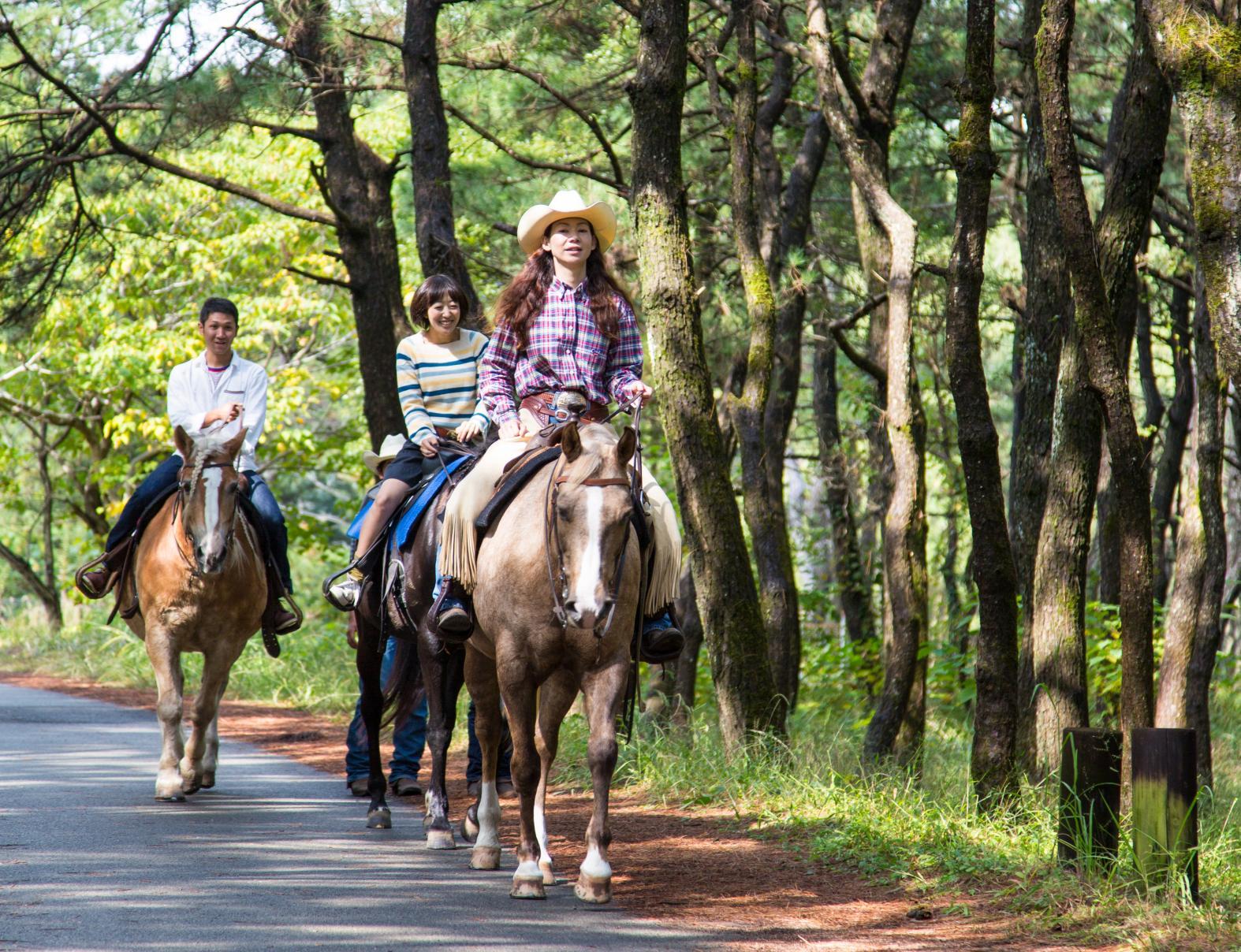 【第1天】骑马俱乐部 UMAIRU-1