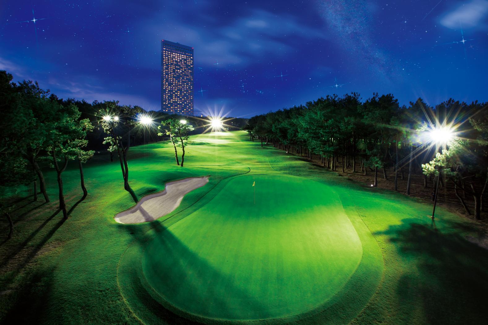 ナイトゴルフ-1