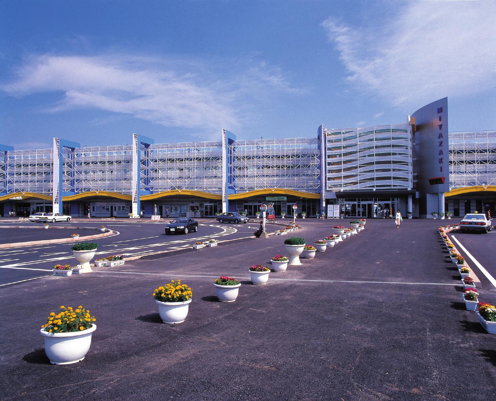宮崎駅-1
