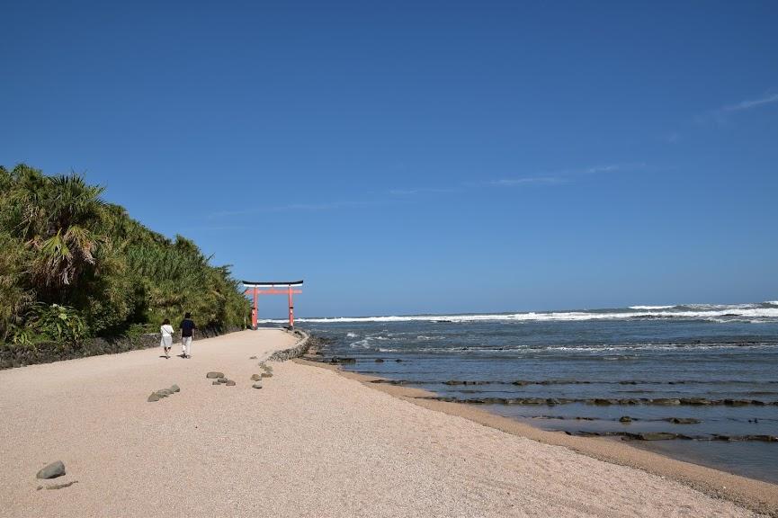 氣候溫煦的海岸觀光勝地-0