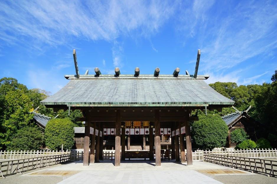 古代日本神話、歷史相關景點眾多-0