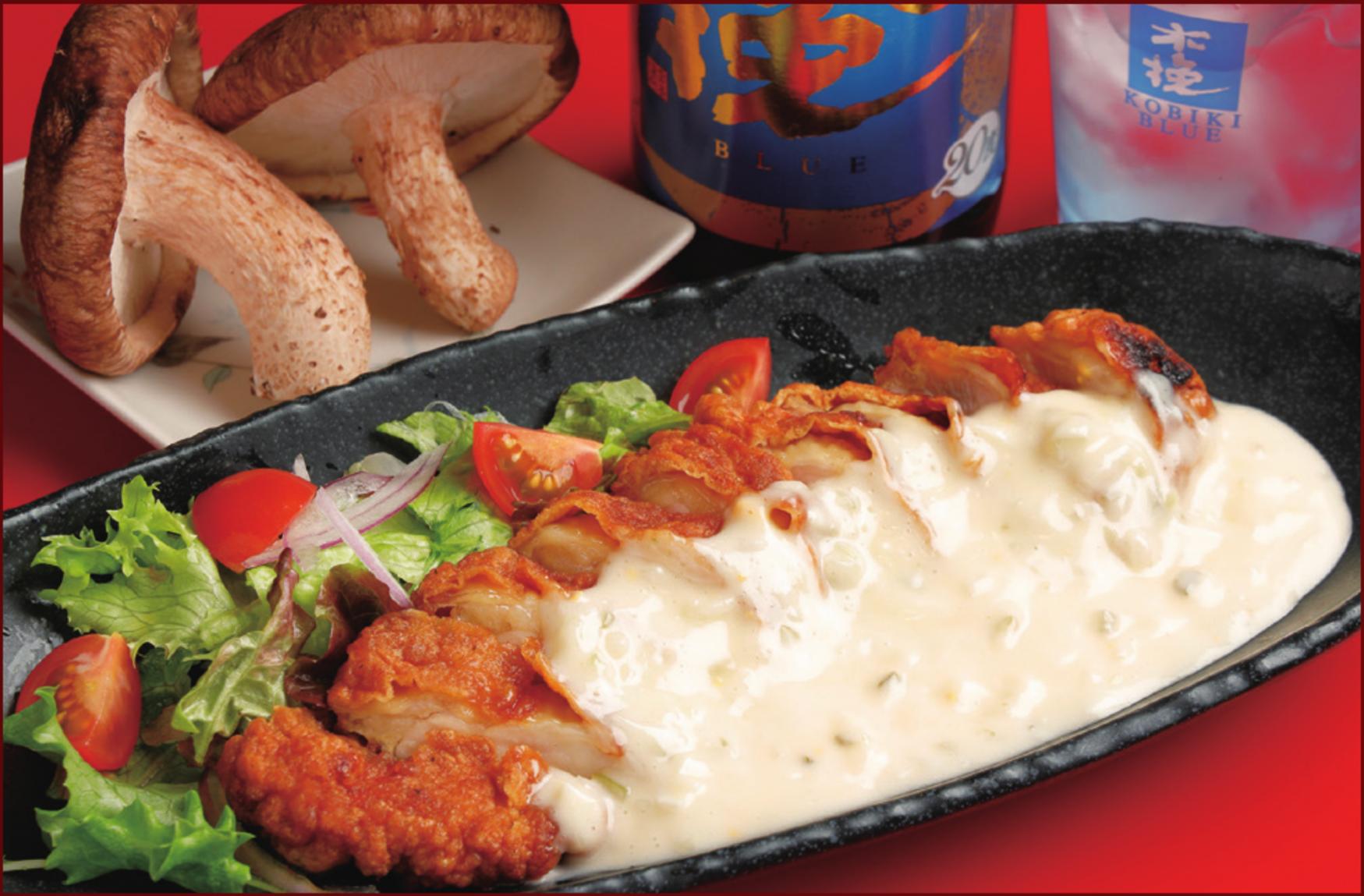 """鶏肉の部位、タルタルソースなどで異なる味 """"推し店""""、""""推しメニュー""""を探せ!-3"""