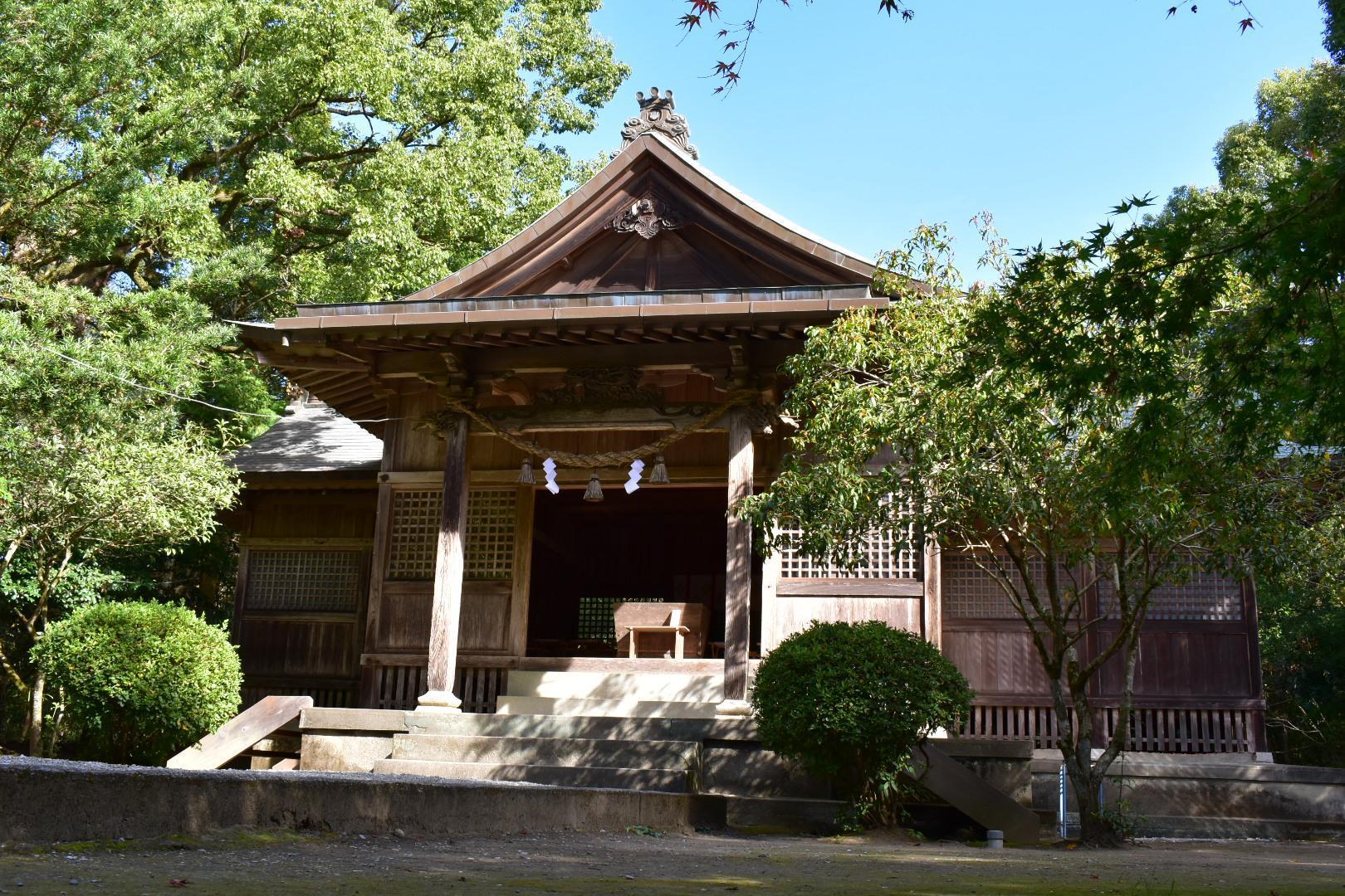 日本の神々がこの地で生まれた!-1