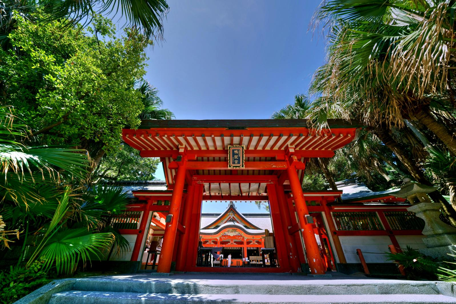Is the mystical Aoshima Shrine a power spot that leads to love?-0