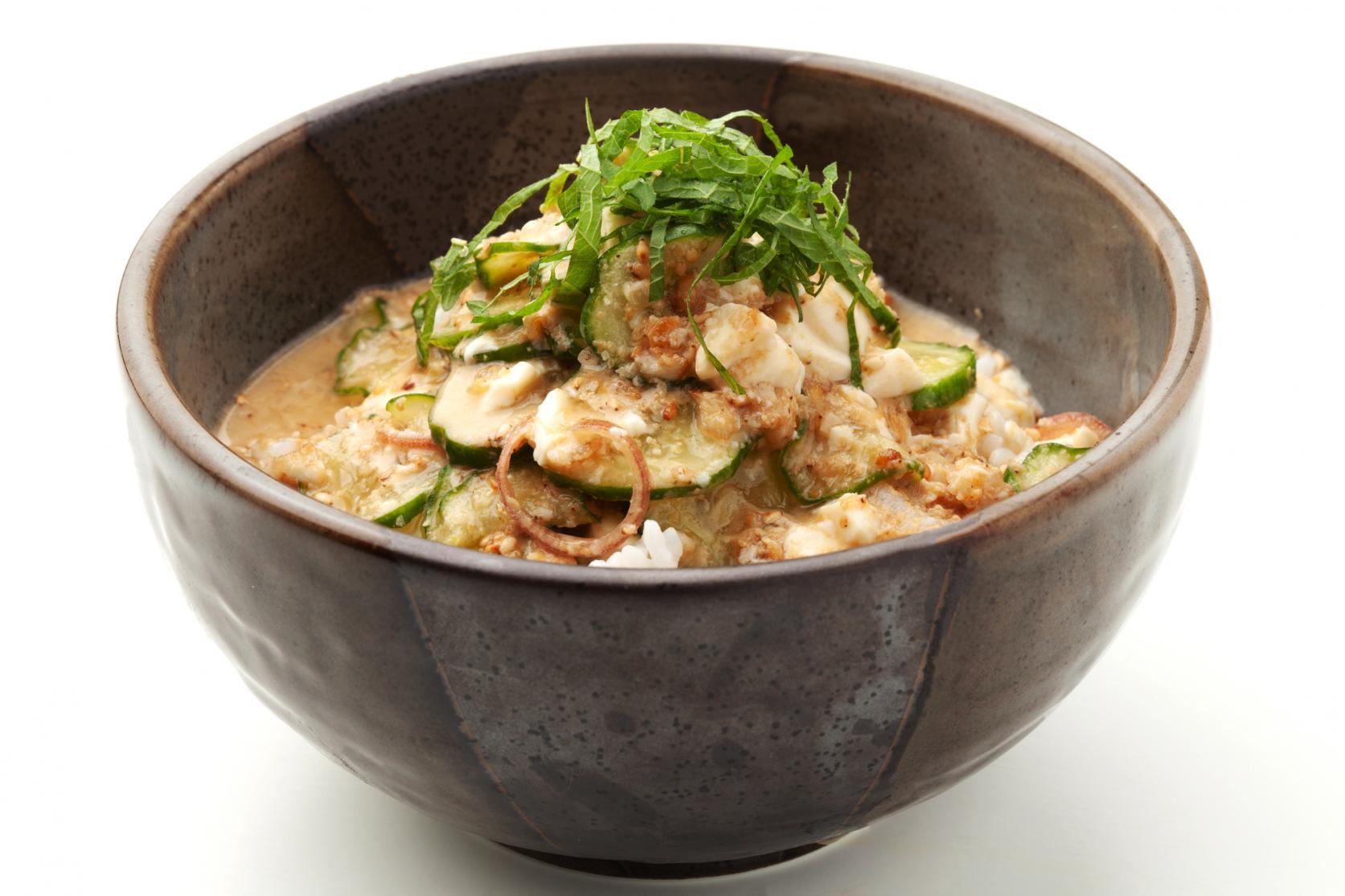 夏の定番!!栄養満点!!宮崎を代表する郷土料理「冷や汁」-0