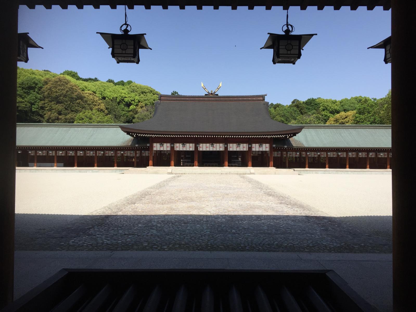 初代天皇が誕生した「橿原神宮」(奈良県橿原市)-3