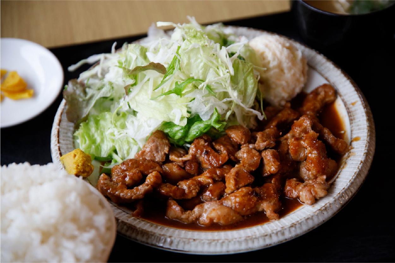 宮崎は豚だって美味しい!宮崎の新名物!?トンテキを「外山食堂」で-0