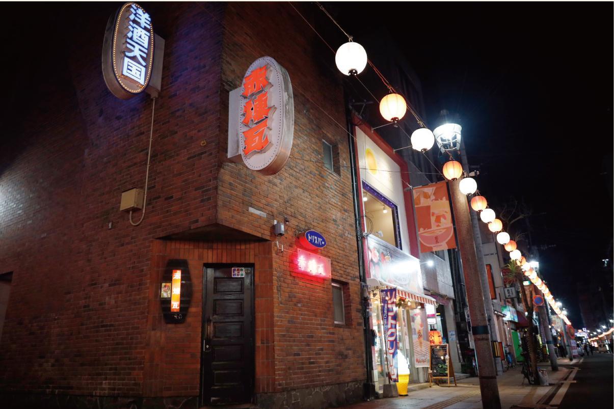 宮崎最古の洋酒バー「トリスバー 赤煉瓦」-0