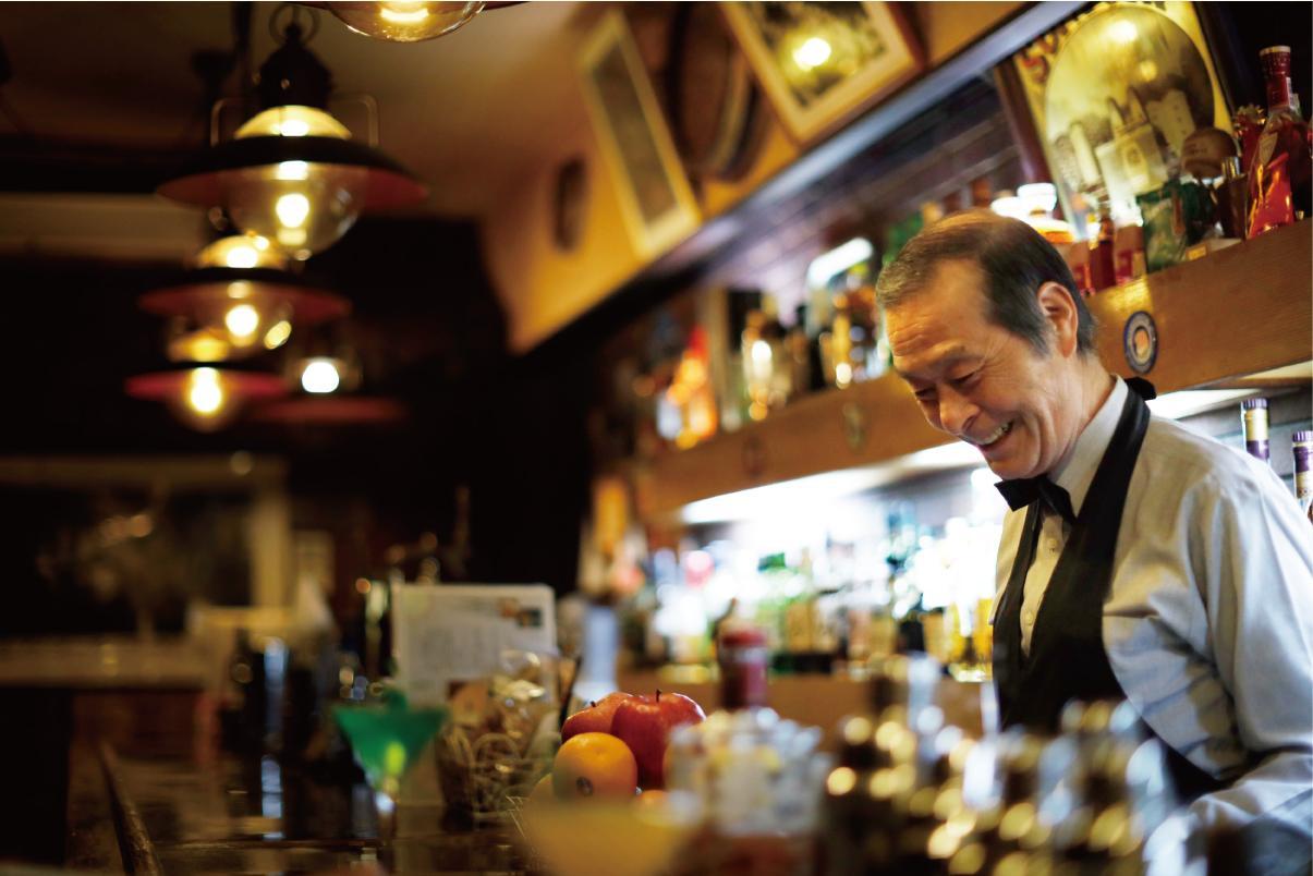宮崎最古の洋酒バー「トリスバー 赤煉瓦」-1