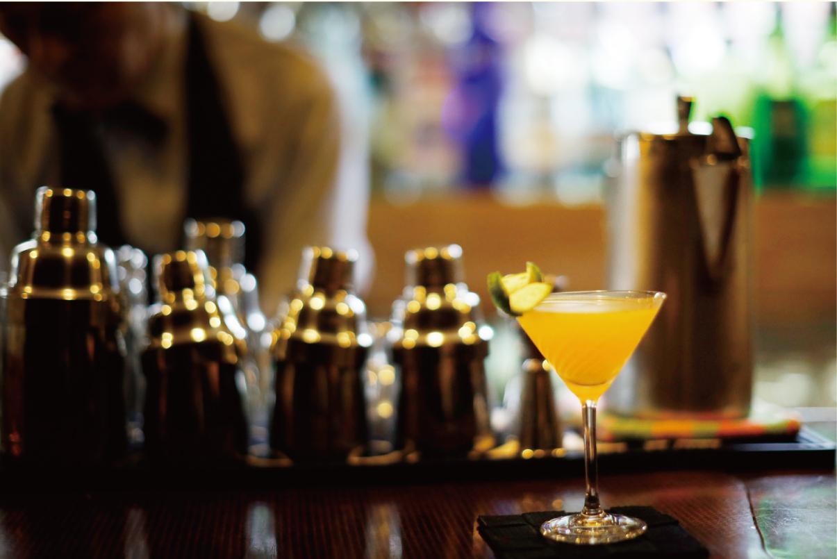 宮崎最古の洋酒バー「トリスバー 赤煉瓦」-2