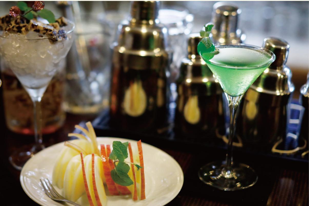 宮崎最古の洋酒バー「トリスバー 赤煉瓦」-3