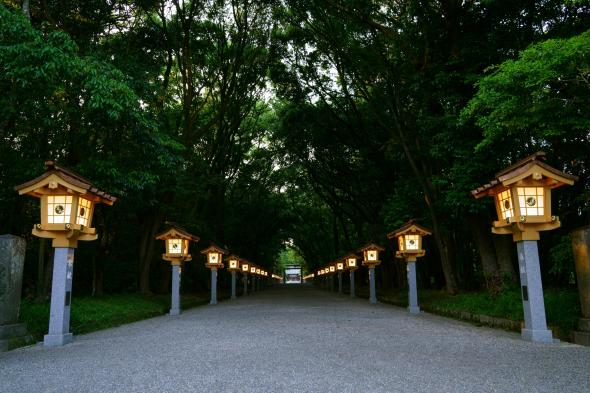 宮崎神宮-2