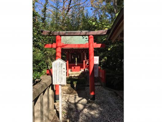一葉稲荷神社-6