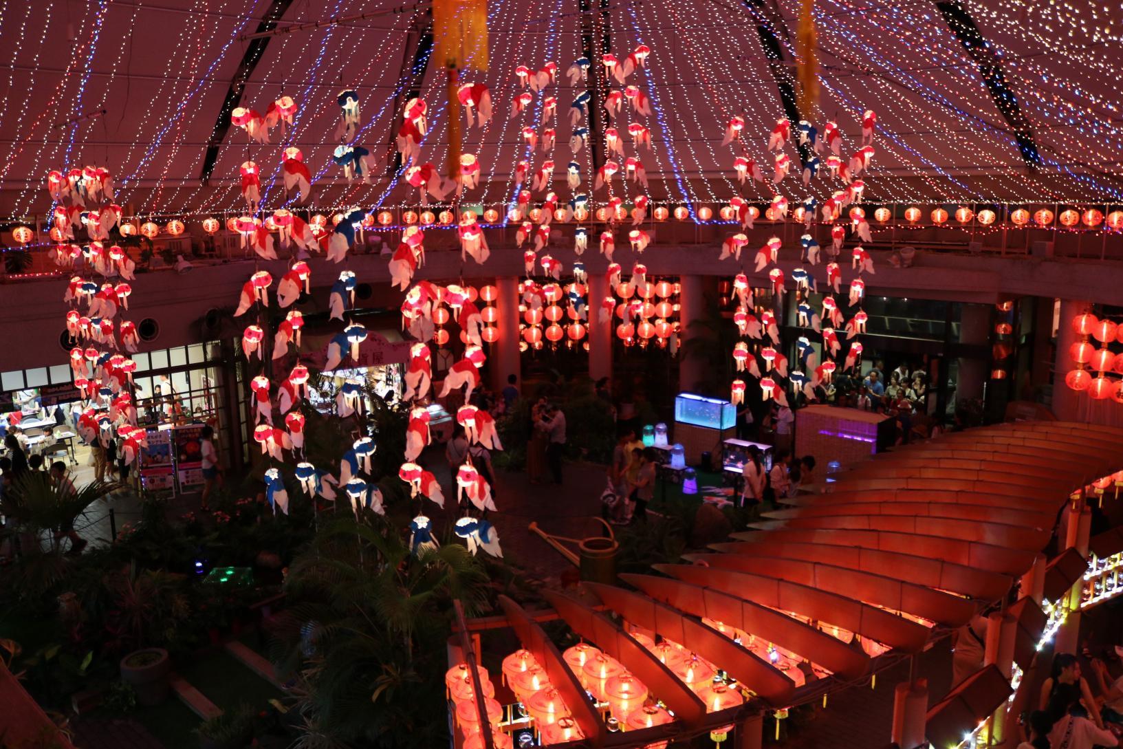 Miyazaki Gourmet × Lantern Night-4