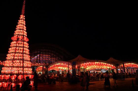 Miyazaki Gourmet × Lantern Night-2