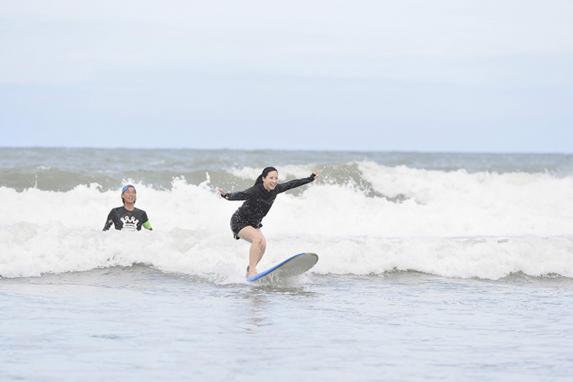 サーフィン体験-5