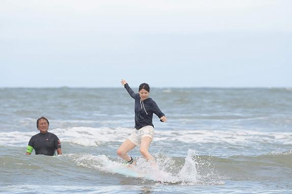サーフィン体験-0