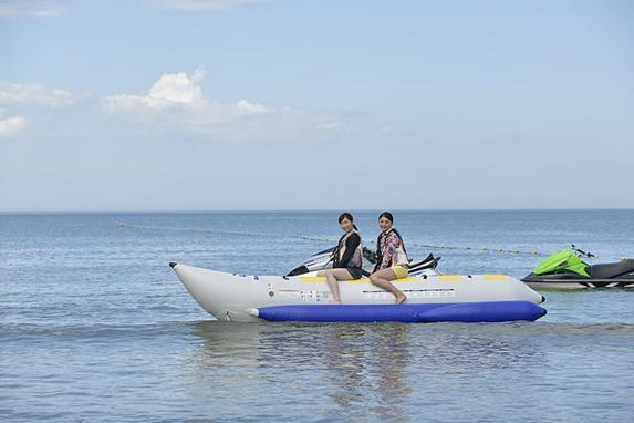 バナナボート&ジェットスキー体験-2
