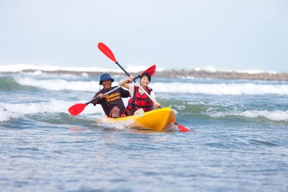 渚のマリンスポーツ3種体験-6