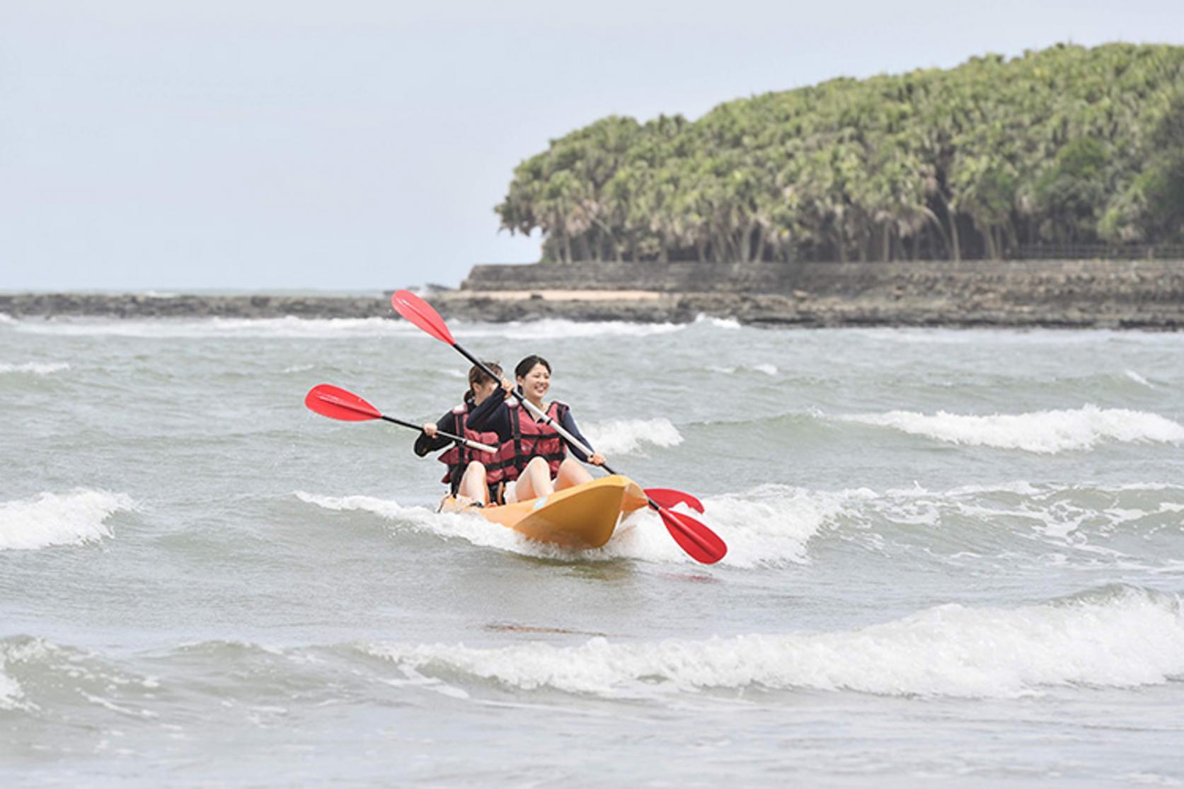 渚のマリンスポーツ3種体験-4