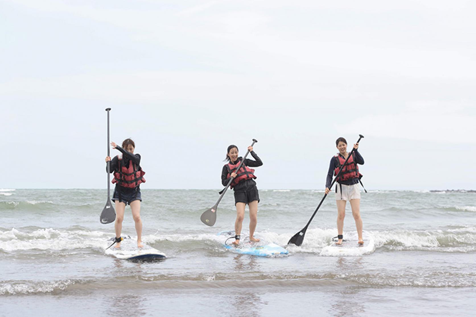 渚のマリンスポーツ3種体験-1