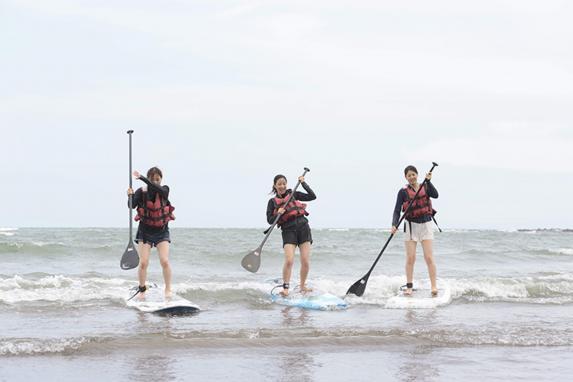 渚のマリンスポーツ3種体験-0