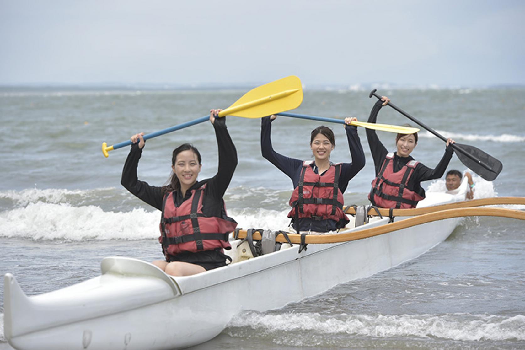渚のマリンスポーツ3種体験-5