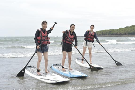 渚のマリンスポーツ3種体験-3