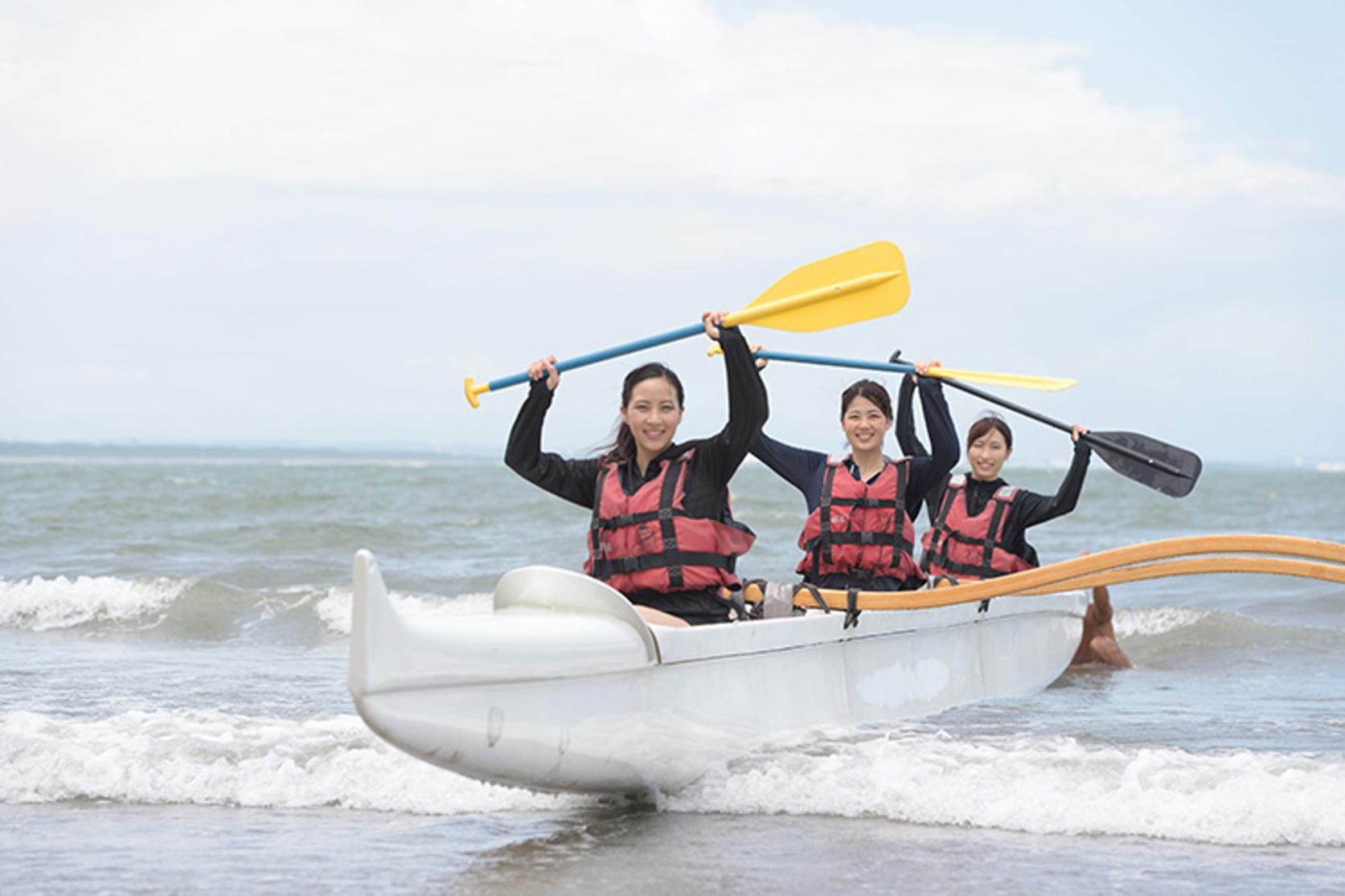 渚のマリンスポーツ3種体験-2