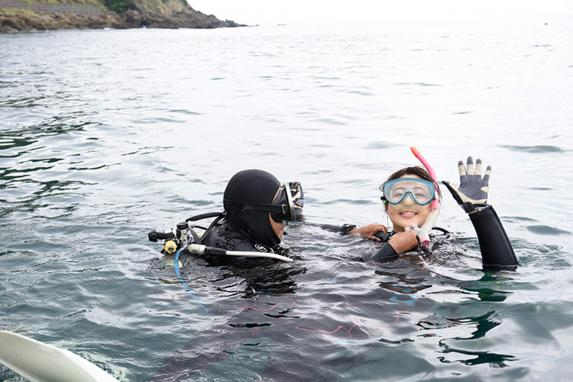 スキューバダイビング体験-3