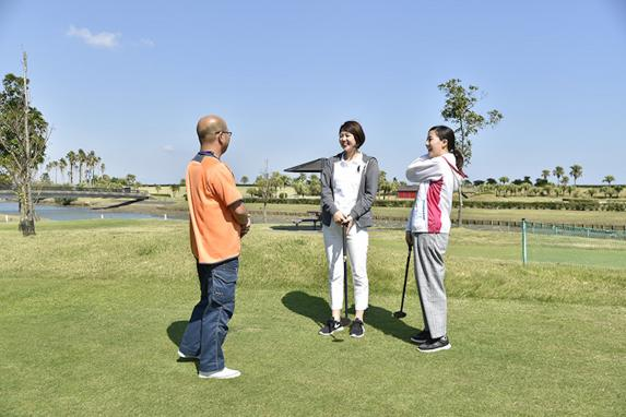 青島パークゴルフ体験-0