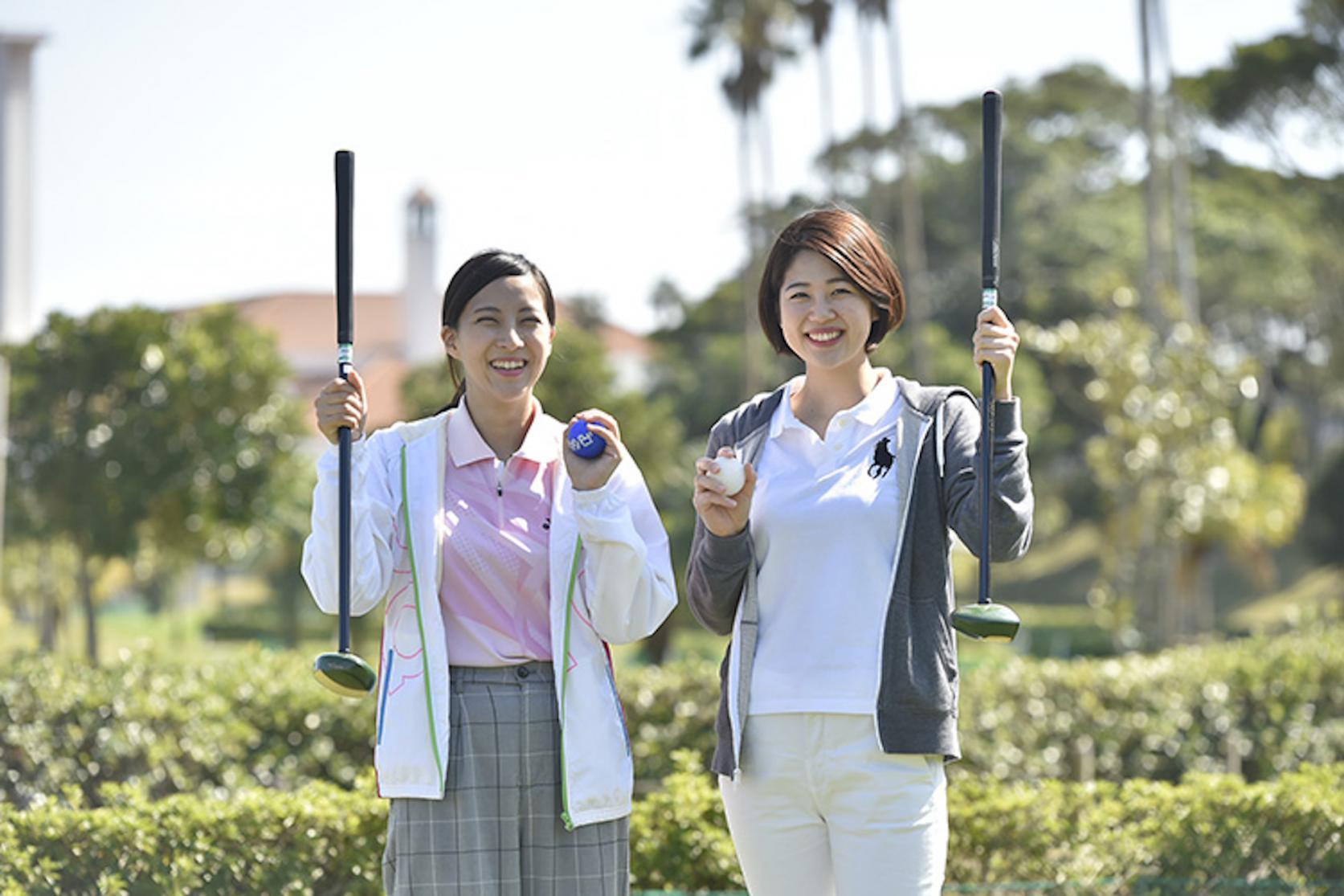 青島パークゴルフ体験-4