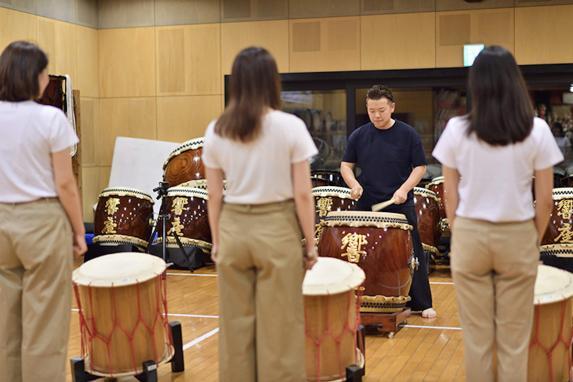 和太鼓演奏&体験-3