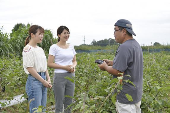 無農薬農業体験(半日コース)-4