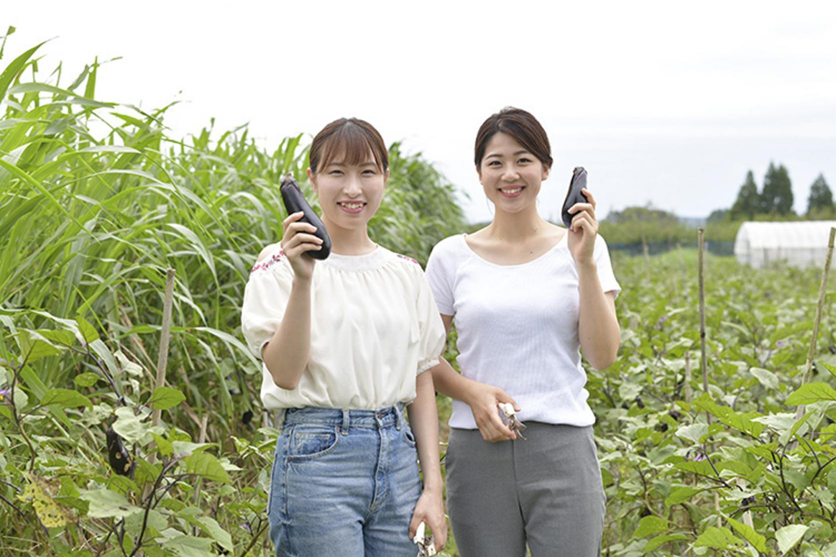 無農薬農業体験(全日コース)-9