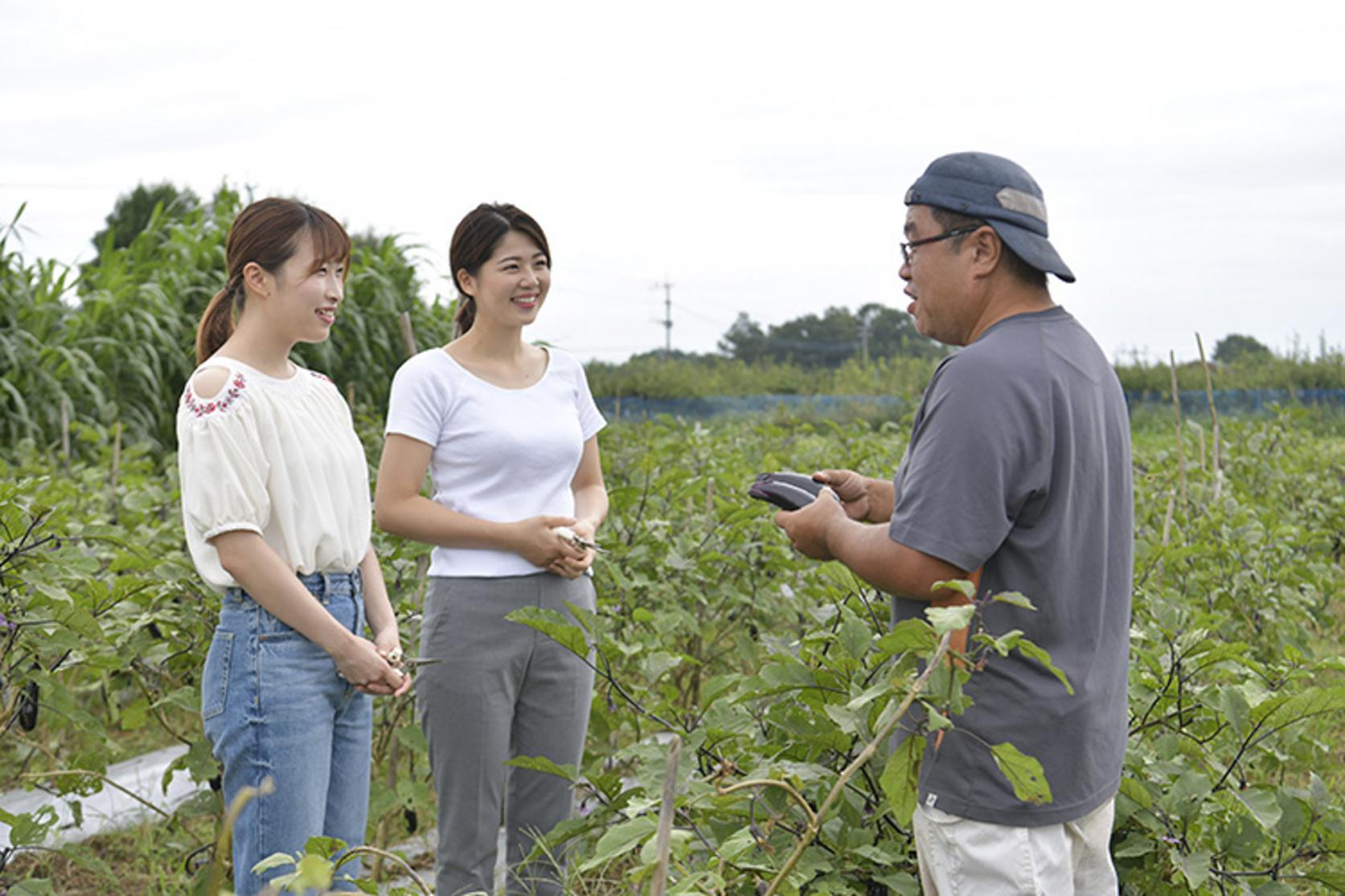 無農薬農業体験(全日コース)-4