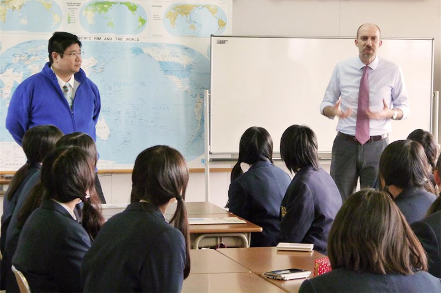 宮崎国際大学で学ぶ多文化理解-1