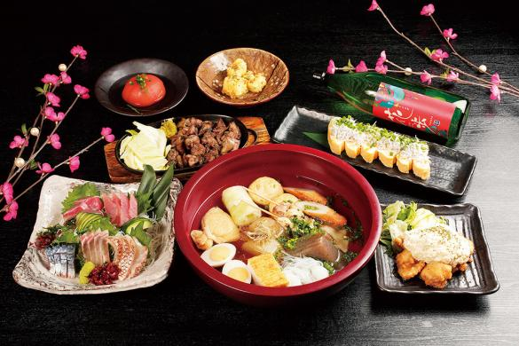 ODEN dining 花歩-1