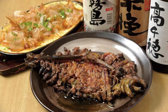 もも焼き嵐坊上野町店-0