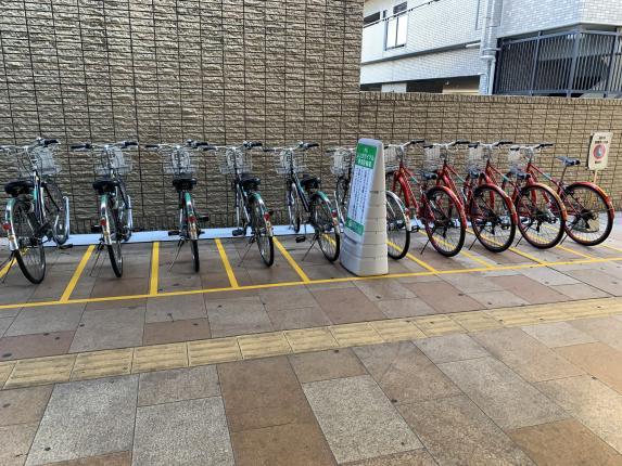 【宮崎市観光案内所】レンタサイクル-0