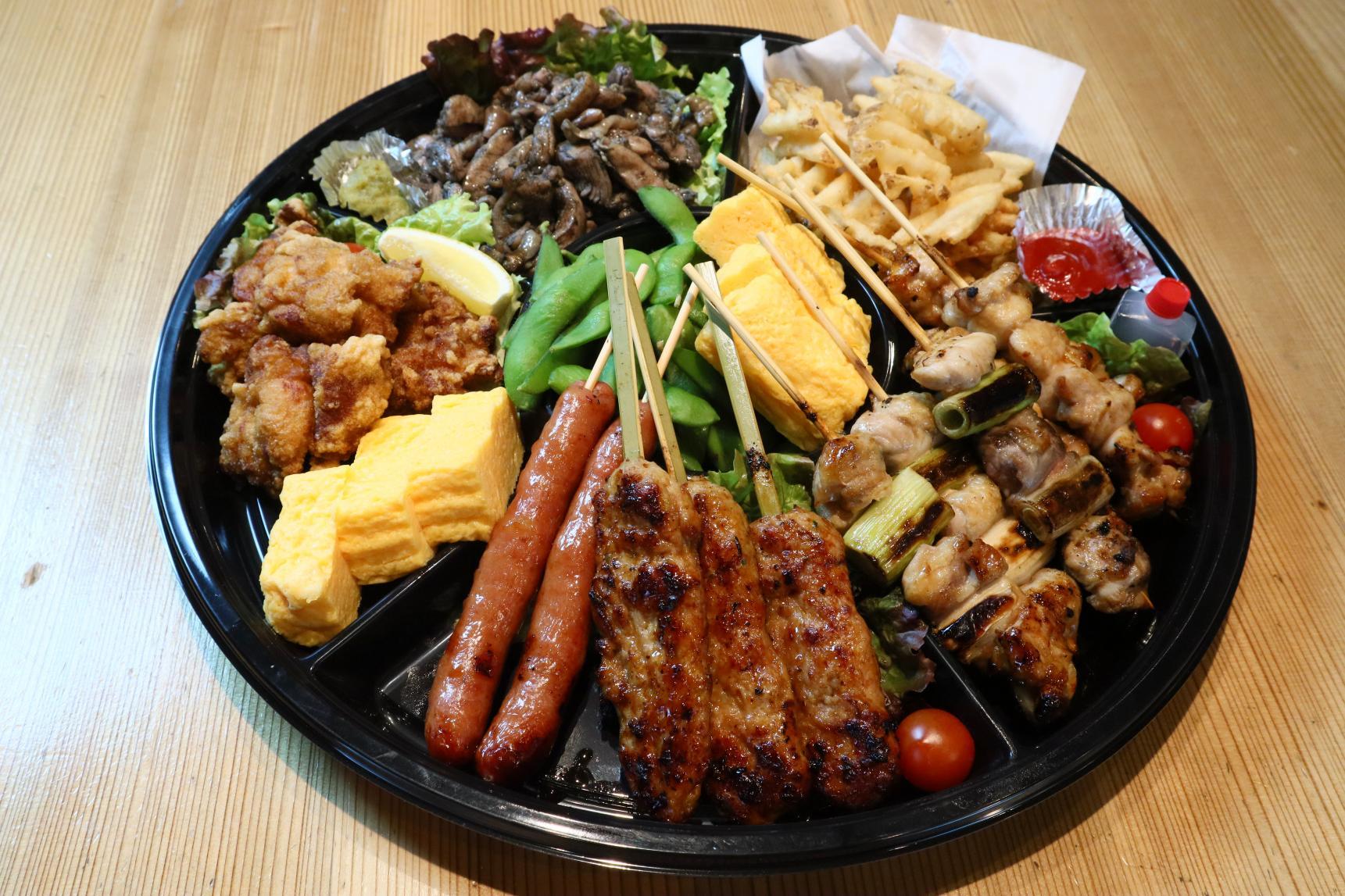やきとり 恵屋プラスピザ 宮崎駅店-3