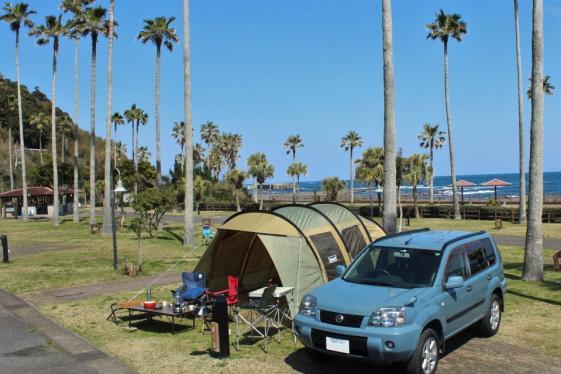 宮崎白浜オートキャンプ場-2