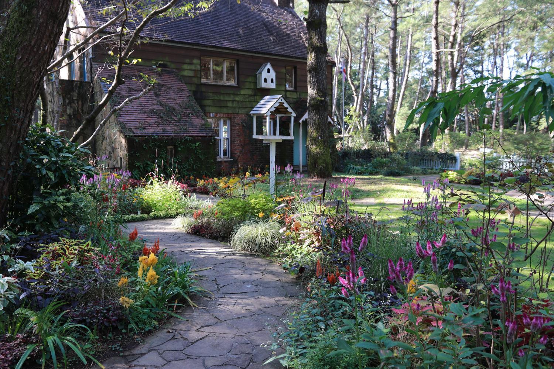 英国式庭園「秋のフラワーガーデンショー」-4